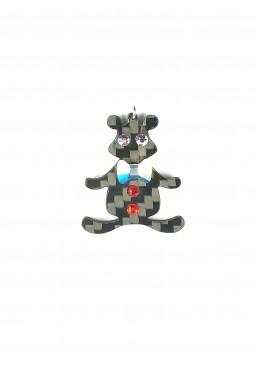 Teddy bear Xmas present